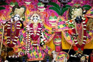 ISKON Temple Ahmedabad Image